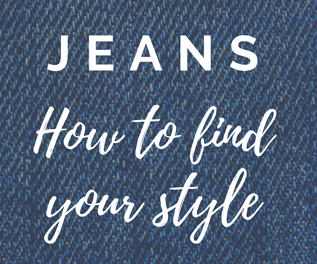 jeans how to find your style
