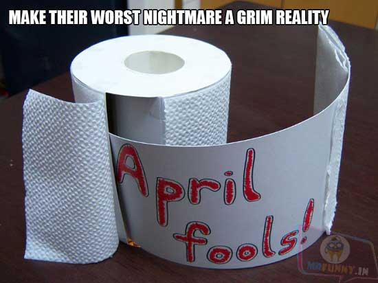 Hilarious Last-Minute April Fools' Prank Ideas