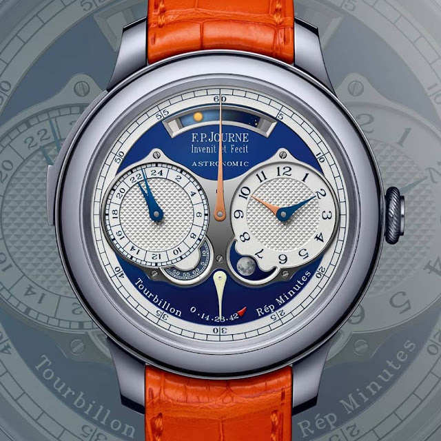 F.P.Journe Astronomic Blue