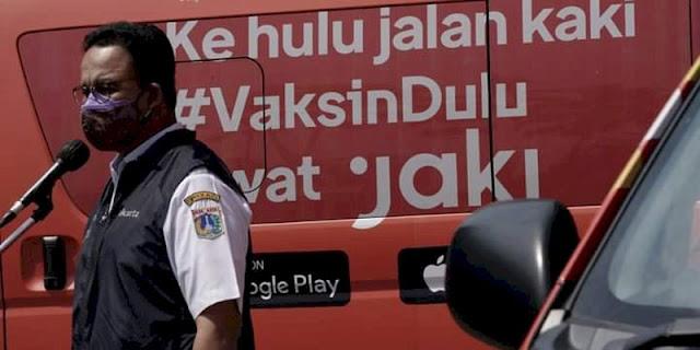 Cuma Jakarta yang Konsentrasi Urus Corona