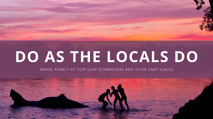 BRAVE FAMILY: Live Like A Local
