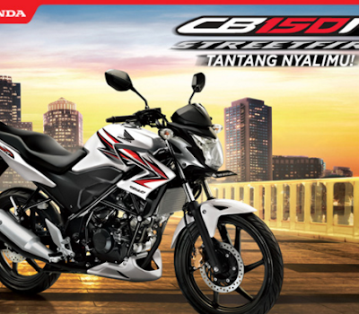 All New 2016 Honda CB150R Streetfire  Hd pose 01
