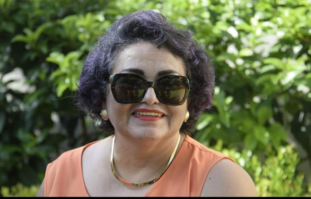 Duelo en el teatro local, murió la maestra Blanca Astolia Marín Ayala