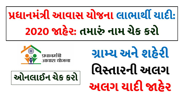 PMAY List 2020: How to Check PMAY Urban List 2020? Pradhan Mantri Awas Yojana New List 2020 Rural+Urban