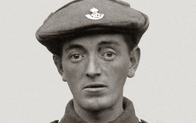 Unknown Somme Soldier #33