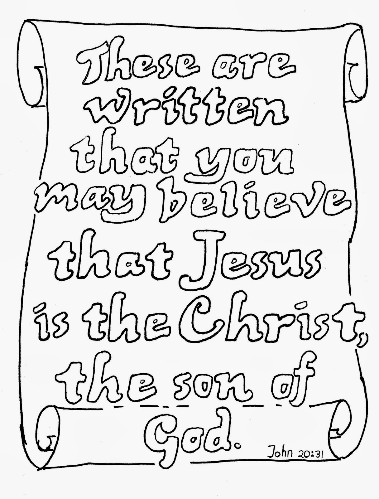 It's just a photo of Trust Bible Verse Coloring Pages For Kids