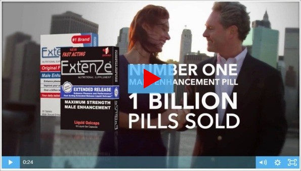 Extenze Extended Release Review Video