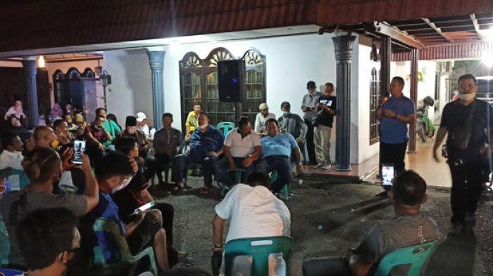 Tim Pasangan Juliadi-Amir Rayakan Kemenangan Pilkada Binjai 2020