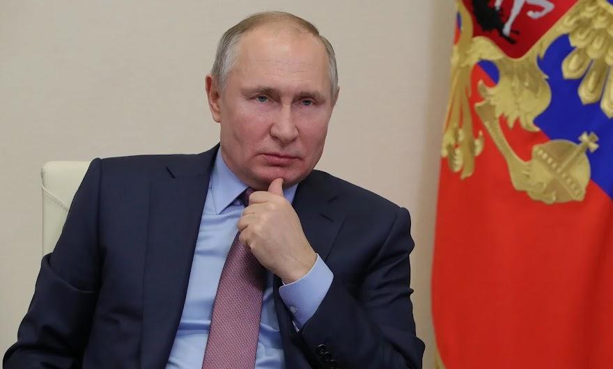 Ο Πούτιν μένει αδελφός του Ερντογάν!