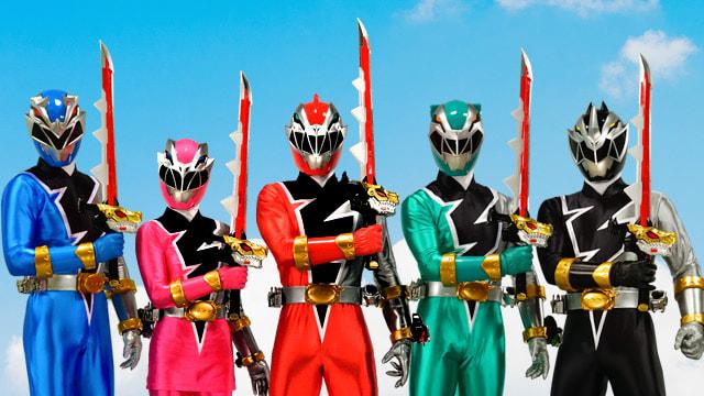 Knight Dragon Squadron Ryuusouger, the 43rd Super Sentai