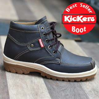 sepatu kicker boot