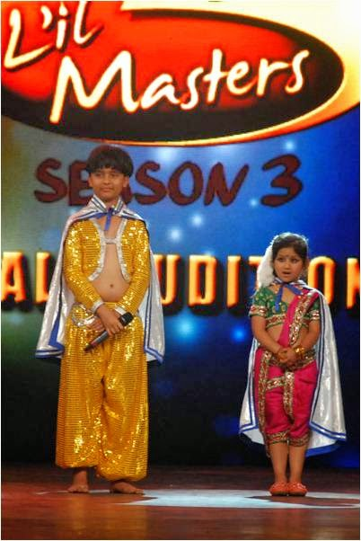 Final auditions of DID Li'l Masters Season 3: Yashu and Anushka
