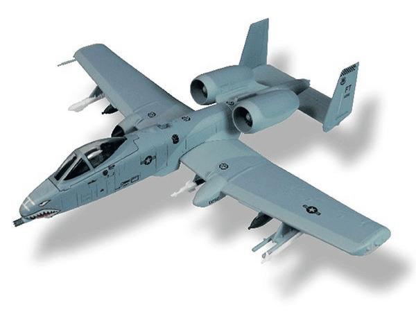 aviones de combate A-10 Thunderbolt