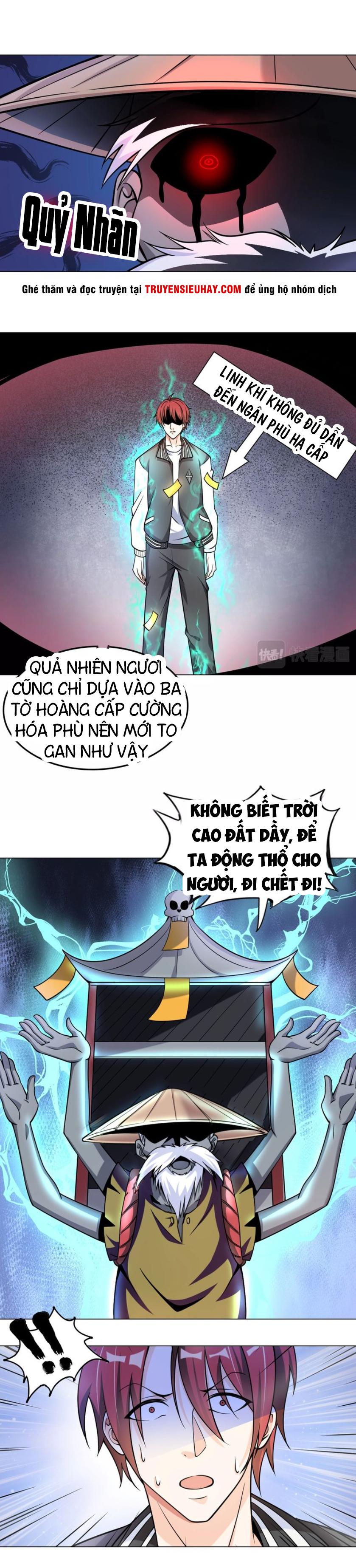 Thần Tiên Dạy Tôi Giả X Chapter 11 video - truyenmh.com