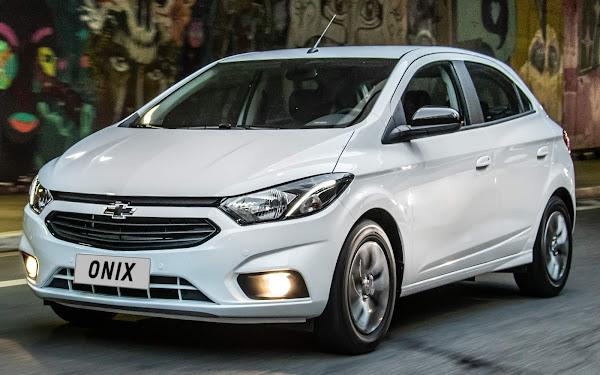 Os carros e as marcas mais vendidos do Brasil em outubro de 2020