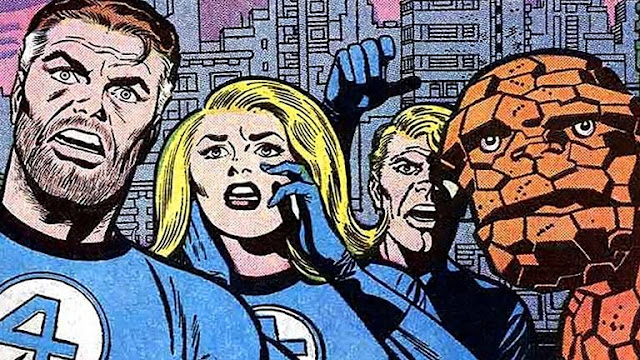 Anggota Fantastic Four