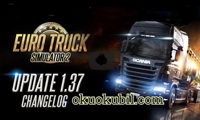 Euro Truck Simulator 2 FMOD 1.37 Save İndir Efsane Tır İndir 2020