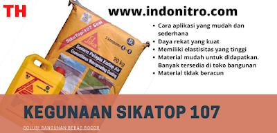 Kegunaan Sikatop 107