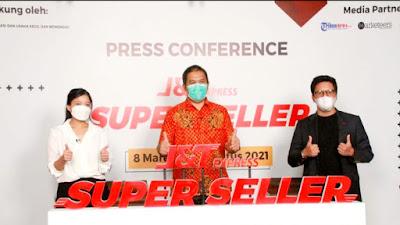 J&T Express Adakan Program Kompetisi dan Inkubator Bisnis Dengan Total Hadiah 380 Juta Rupiah