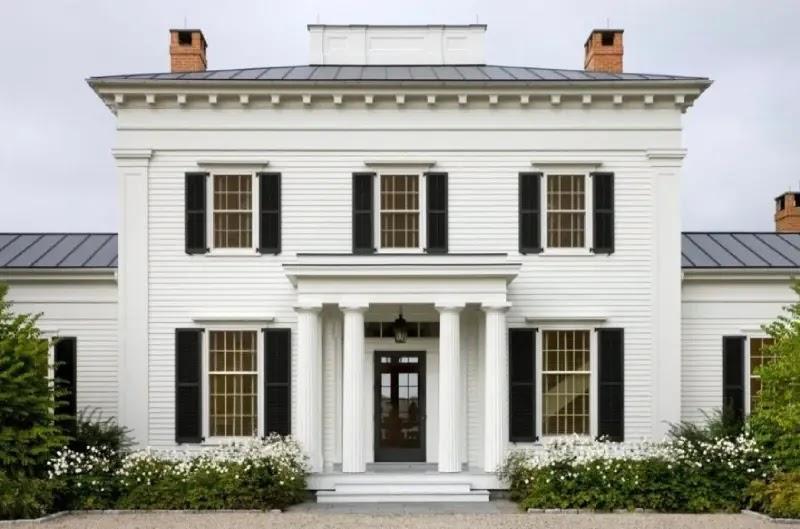 Desain Rumah Klasik Terbaik Sekaligus Nyaman Tagar Berita