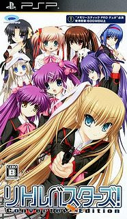 Download Download Game Anime Little Busters Converted Edition English ISO PSP for Android And PC – EMULATOR GAME