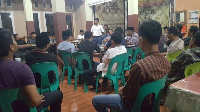 Bachrianto Silaturahim Aktivis Mahasiswa