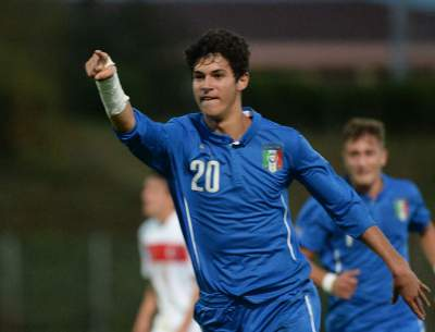 Scouting-Italian-wonder-kid