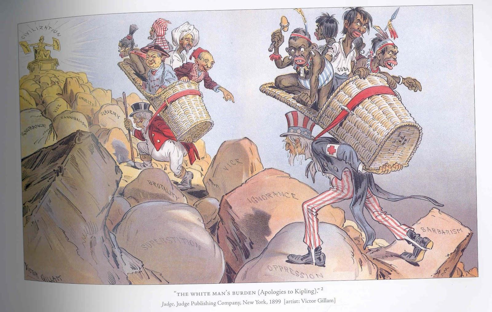 imperialism cartoon - photo #4