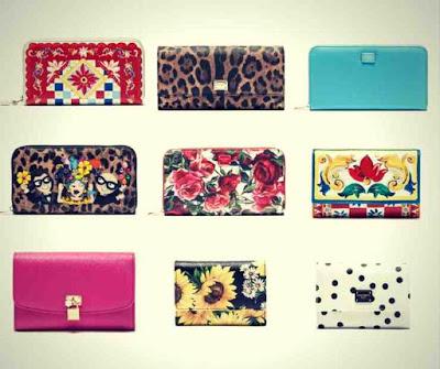 Carteiras Femininas Dolce & Gabbana