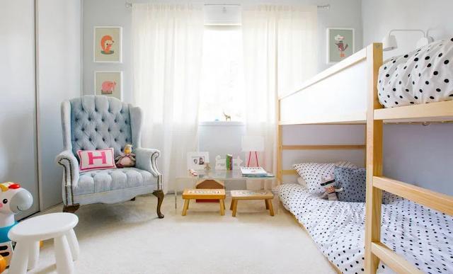 Phòng ngủ phong cách Hàn Quốc dễ thương