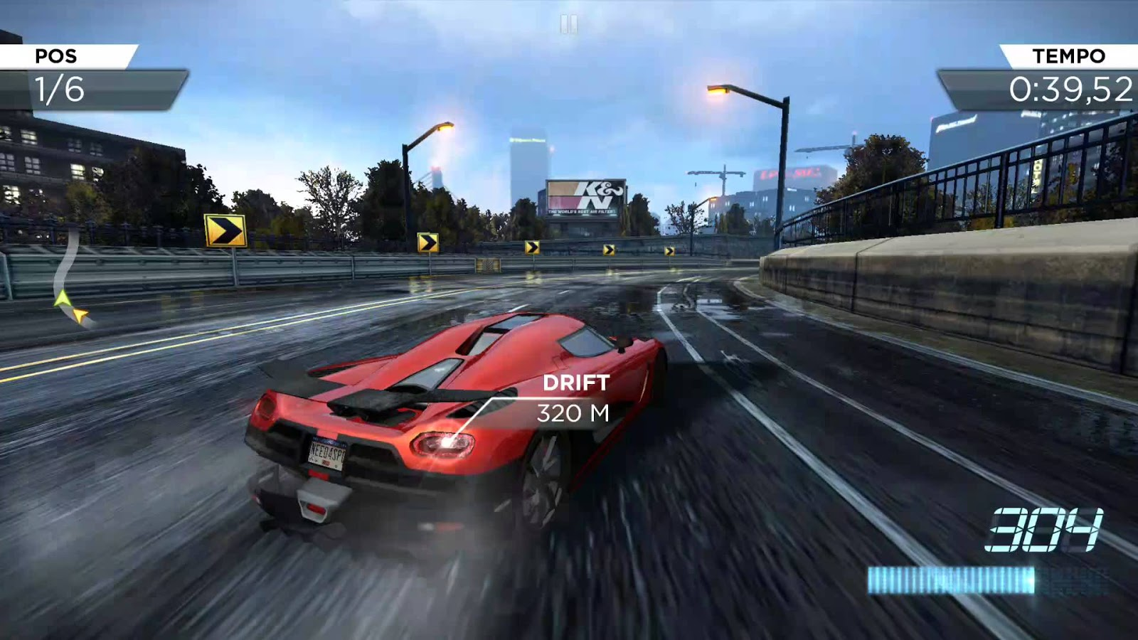Game Need for Speed Android