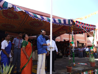 Republic Day Celebrations 2013