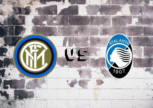 Internazionale vs Atalanta  Resumen y Partido Completo