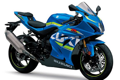 Suzuki GSX-R1000 Side front view HD Picture