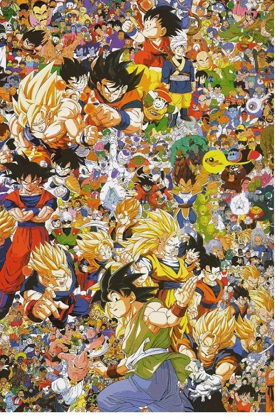 Los Villanos De Dragon Ball Parte 1 Dbdb Z Otaku Zone