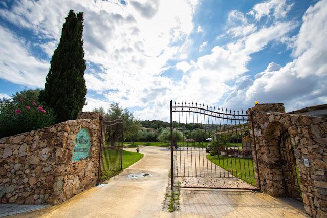 Villas resort hotel-Ingresso