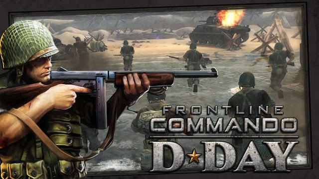 Frontline Commando: D-Day 3.0.4 Apk + data for Android