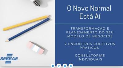 Sebrae-SP oferece curso online gratuito para ajudar empreendedor do Vale do Ribeira a planejar seu modelo de negócios