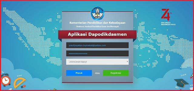 Cara Mengatasi Siswa Yang Belum Memiliki NIS/ NIPD Pada Aplikasi Dapodikdasmen Versi 2021