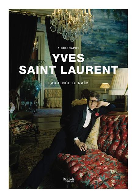 Yves Saint Lauren Biography