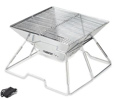 Awesome Tailgating Gadgets - Foldable BBQ
