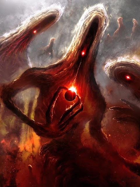Siêu quái vật vũ trụ