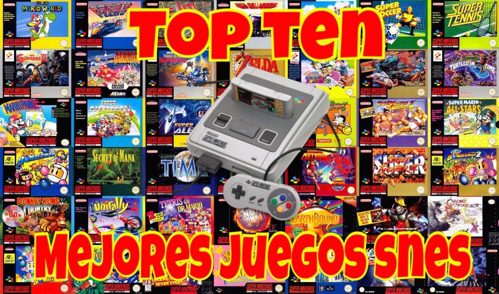 Top 10 Mejores Juegos Snes Keywords Here