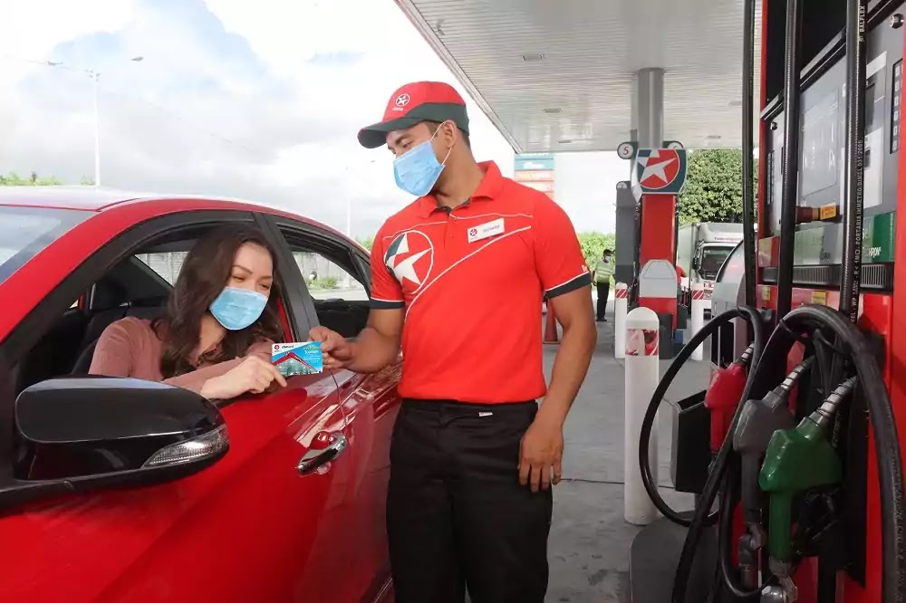 Customers can fill up their tanks with quality fuels at Caltex, while they refuel with Landers Superstore's top-notch offerings