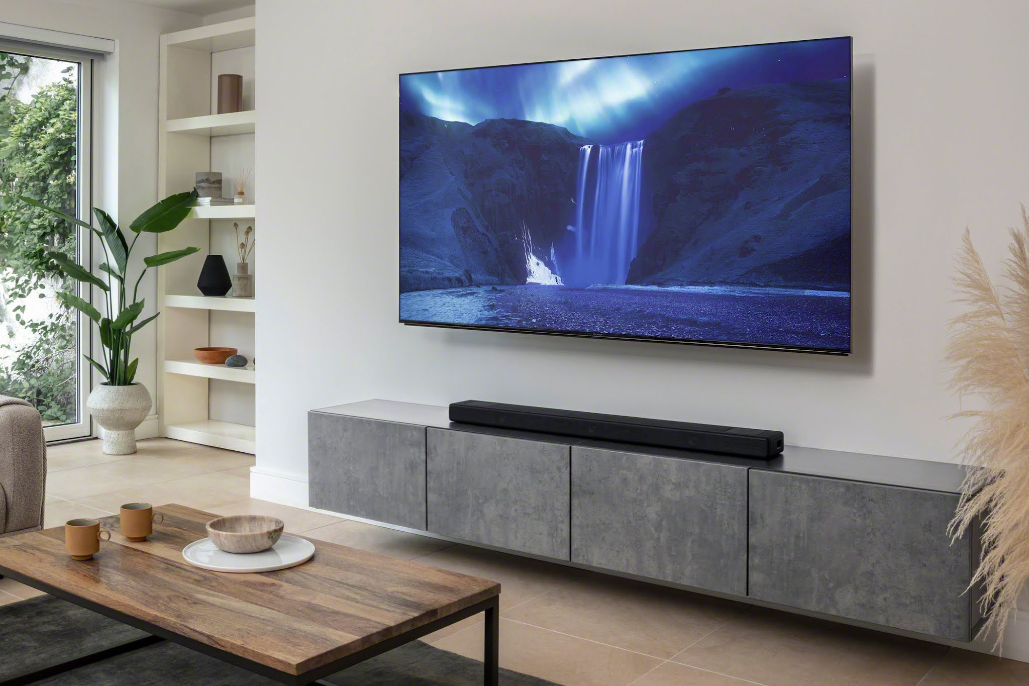 Sony Electronics' New Dolby Atmos/DTS:X HT-A5000 Soundbar Takes Movie Entertainment to New Heights