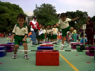 Physical Development in Early Childhood (0-8 Years)