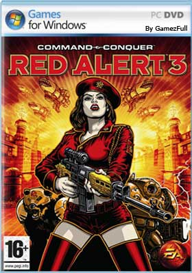 Command and Conquer Red Alert 3 PC [Full] Español [MEGA]