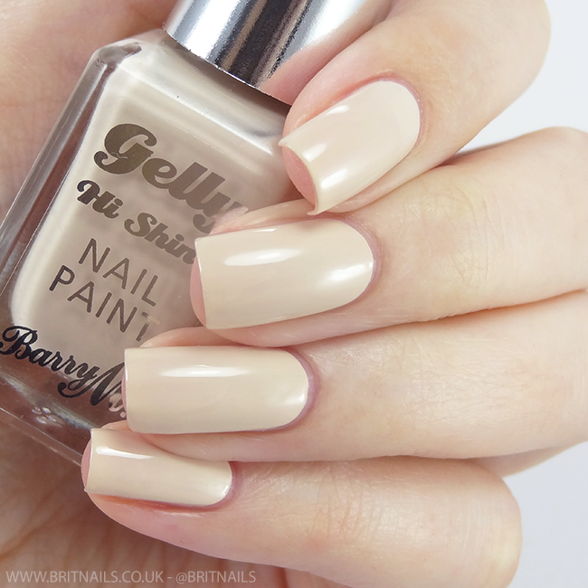 Barry M Butterscotch Sundae