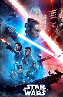 Star Wars: The Rise Of Skywalker 2019 Dual Audio (Cleaned) 720p WEBRip