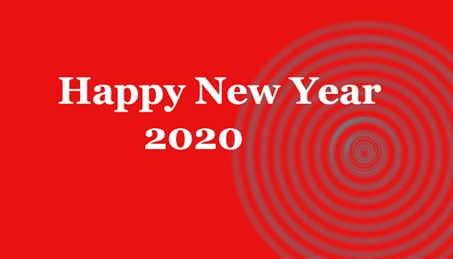 Happy New Year 2020 Wishes in Chinese